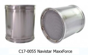 C17-0055 Navistar MaxxForce2