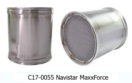 C17-0055 Navistar MaxxForce2