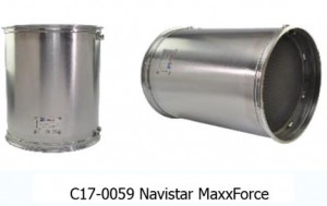 C17-0059 Navistar MaxxForce2