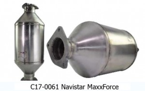 C17-0061 Navistar MaxxForce2