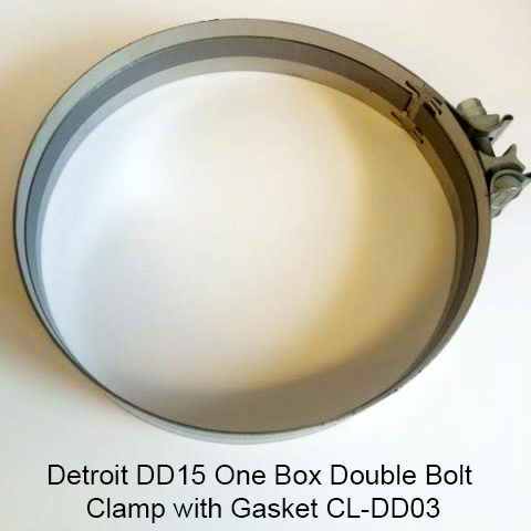 Detroit DD15 One Box Double Bolt